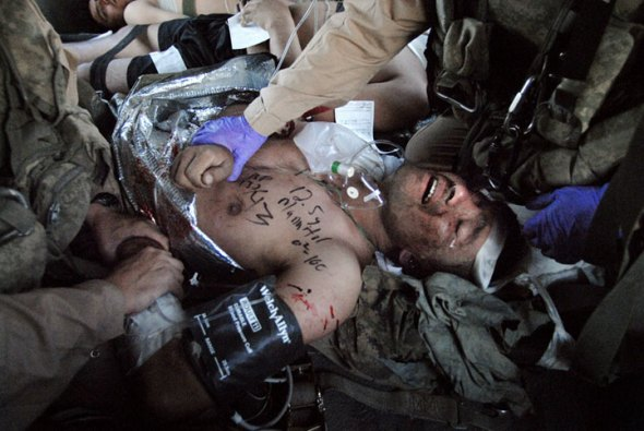 ana-soldier-airlifted-wounded-in-ied-attack-afghanistan-2007