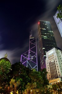 Hong Kong par Kokoro-Zukai