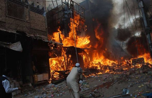 Peshawar par Mohammad Iqbal